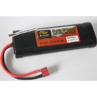 ZOP Power SC 4000mah 7.2v NiMH BATTERY