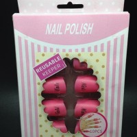Gel Nail Polish Remover Soak Off Clippers