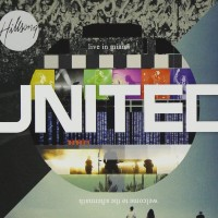 CD lagu rohani - Hillsong United live in Miami (2 CD)