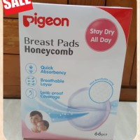 Breast Pads Pigeon Honeycomb 66 pcs / Breast pad