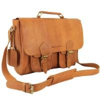 Postman Nabati L - Kenes Leather
