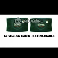 SPEAKER KARAOKE 10IN BMB CS 450V SK SUPER KARAOKE ORIGINAL GARANSI