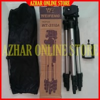 Tripod Youtuber Buat HP Evercoss A74A 3 Kaki Panjang 1 M Holder 1M
