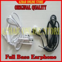 Earphone Buat HP OPPO A5 OPO Headset Erpon Hedset Kabel Full Bass