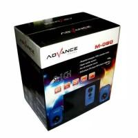 Advance Speaker Aktif Multimedia M-080 2,1ch