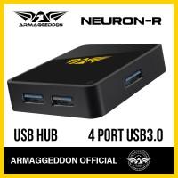 Plug & Play USB Hub Neuron-s 4 port USB 3.0 by Armageddon