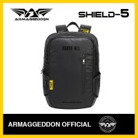 Laptop Tas Bag Gaming Armageddon Shield 5 with USB Charging
