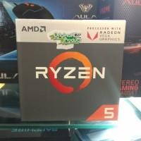 AMD RYZEN 5 2600X 3.6GHz up 4.2GHz With AMD Wraith Spire Cooler - AM4