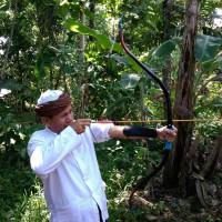 Busur Panah Horsebow Rucika 35 Lbs Terjangkau