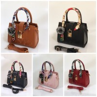 TAS IMPORT WANITA MURAH JAKARTA TERBARU 2018 (7034) PU Leather