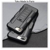 iPhone 8 / 8 Plus / Armor Belt Hard Case Casing Cover