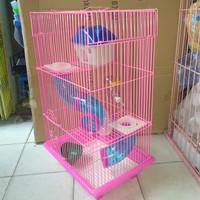 kandang hamster KKO Oren