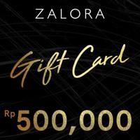 Harga voucher gift card zalora rp 500 000 | antitipu.com