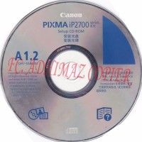 LIMITED EDITION Jual CD driver printer canon pixma ip2700 copy origin