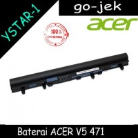 Baterai Laptop Acer Aspire V5 V5-471 V5-431 V5-531 Series