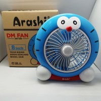 Kipas Angin Meja Duduk Doraemon ARASHI AR 128