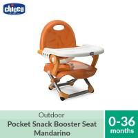 Chicco Pocket Snack Booster Seat Mandarino
