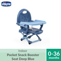Chicco Pocket Snack Booster Seat Deep Blue