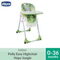 Chicco Polly Easy Highchair Hapy Jungle