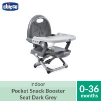 Chicco Pocket Snack Booster Seat Dark Grey