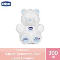 Chicco Natural Sensation Bear Liquid Cleanser 300ml