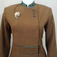 Jual Blazer Wanita Elegant Seragam Kantor Baju Kerja Kantor Seragam Guru Dki Jakarta Setyowatishop Tokopedia