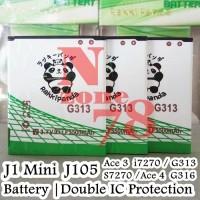 ORI Baterai Rakkipanda For Samsung J1 Mini Ace 3 Double IC Protection