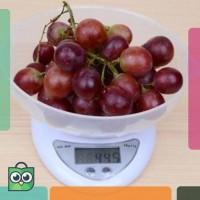 Timbangan Kue Mangkok / Timbangan Digital - electronic kitchen scale