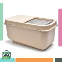 UCHII Rice Container Box Eco Bio Degradable Wheat Grain | Tempat