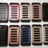 Super Murah Iphone 5S Case Spigen 2in1 Model Piano Casing Hp Terbaru