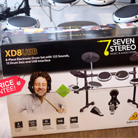 BEHRINGER ELECTRONIC DRUM SET // XD8USB [ XD 8 USB ]