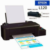 Printer Epson L120 Color Ink Infus Pabrikan Epson Original Colour NEW