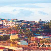 KARTU POS NUSANTARA - WELCOME TO MANADO