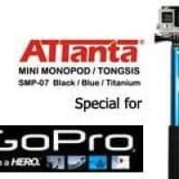Harga best seller attanta mini monopod smp 07 for gopro dslr smartphone | WIKIPRICE INDONESIA