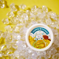 Npure Sugar Body Scrub Honey Lemon / Lulur Gula BPOM dan Original