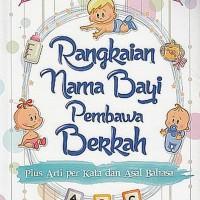 Buku Nama-nama Bayi Rangkaian Nama Bayi Pembawa Berkah