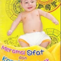 Buku Nama-nama Bayi Meramal Sifat & Karakter Anak