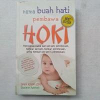 Buku Nama-nama Bayi Nama Buah Hati Pembawa Hoki (Imam Khoiri, SPd &