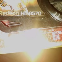 VGA CARD Radeon HD 6570 2gb ddr 3