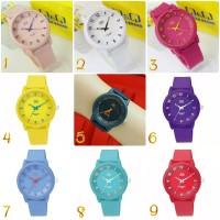 jam tangan wanita cewek QQ QnQ Q&Q vr52j original garansi anti air