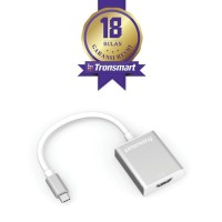 Tronsmart CTH01 Type-C Male to HDMI (4K) Female Adapter [CTH01]