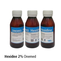 Cairan Dental Hexidine 2% 100ml Onemed Dental