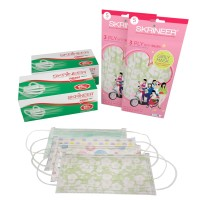 Paket Hemat Masker Skrineer ( Smart Plus + Girly Motif )