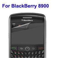 Telaris Lcd Screen Protector For Blackberry 8900 - With Anti-Glare