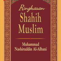 Buku Hadits Ringkasan Shahih Muslim