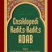 Buku Ensiklopedi Hadits-Hadits Adab