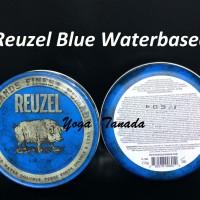 Jual Pomade Reuzel Blue Heavy Waterbased 4 oz (FREE SISIR SAKU) Murah