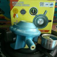 Regulator GAS otomatis SLE GAS 888 M untuk oven delizia / kompor teka
