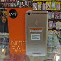 Hp second xiaomi redminote 5A prime 3/32gb gold garansi resmi TAM