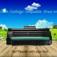 Toner Cartridge Compatible PRINTER XEROX 3119 Black Mono